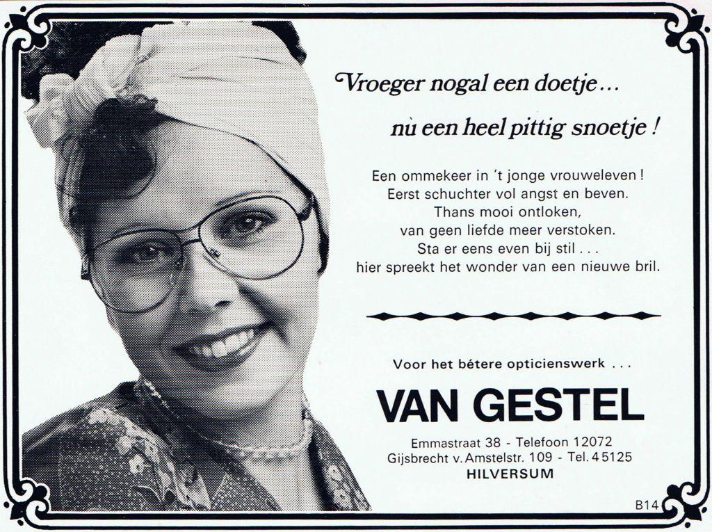 1976 Adv Vroeger Doetje