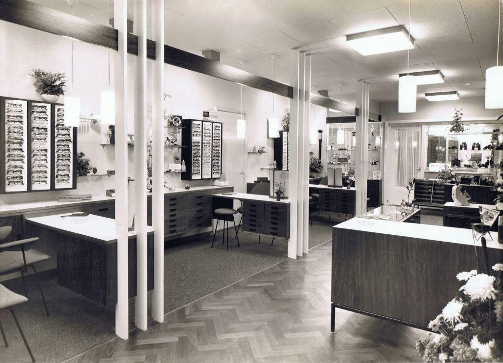 VGO na verbouwing 1966